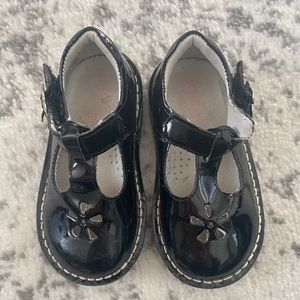 Kid Express shoes black patent leather 6